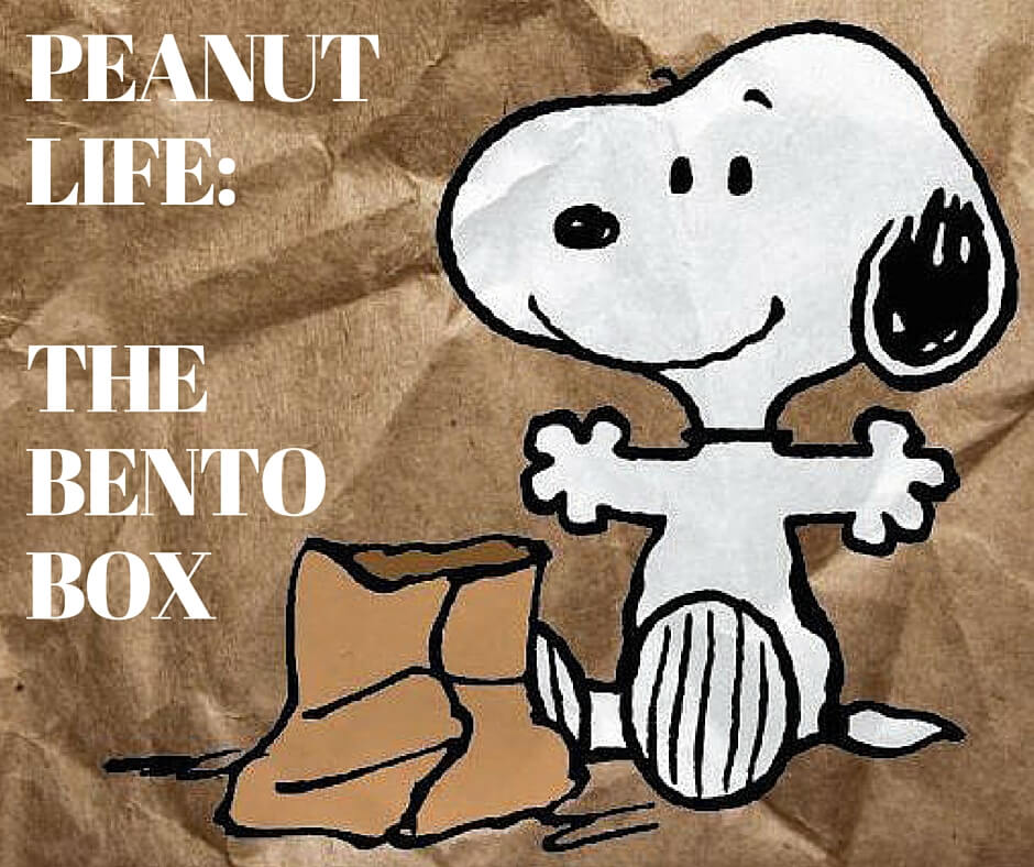 Sylvie In the Sky / The Best Bento Box for Kids / Snoopy Lunch