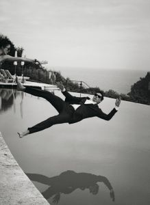 sylvie in the sky // last minute holiday gift guide for husbands // peter lindbergh: alain delon