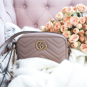 THE GIVEAWAY Spring It Bag: Gucci GG Marmont Matelassé Mini Bag