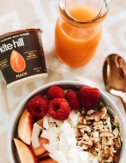 Kite Hill Vegan Dairy Free Breakfast Bowl Ideas
