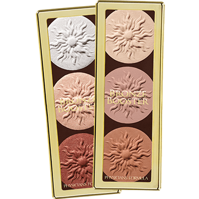 best coachella makeup bronze booster contouring