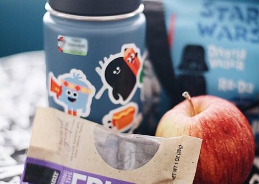 healthy fruit snacks for kids