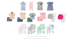 Carter's Little Planet Organic Baby Clothing