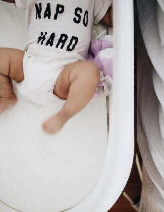 Is the SNOO Bassinet Worth It Product Review - Snoo Bassinet review featured by popular San Francisco lifestyle blogger, Sylvie in The Sky