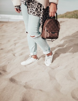 SHOP: 10 BEST DESIGNER BACKPACKS + GIVEAWAY featured by popular San Francisco style blogger, Sylvie in the Skye