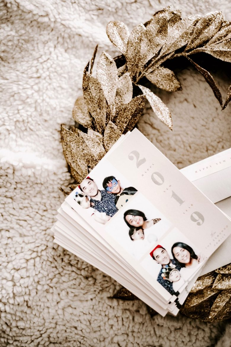 PERSONALIZED NEW YEAR CARDS | Family | Sylvie in the Sky
