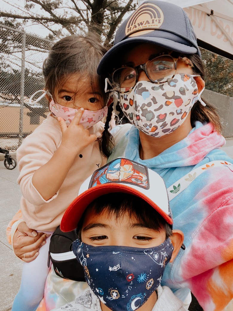 Best Face Masks with Filters for Toddlers Kids