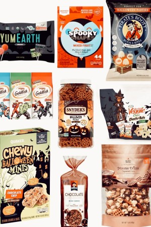Best Healthy & Nut Free Halloween Treats featured by top San Francisco healthy lifestyle blogger, Sylvie in the Sky