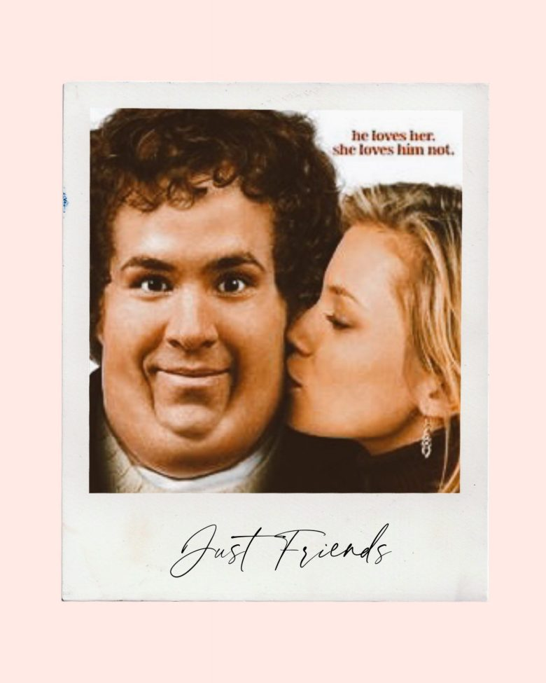 Valentine's Day Movies by popular San Francisco lifestyle blog, Sylvie in the Sky: image of Just Friends movie still.