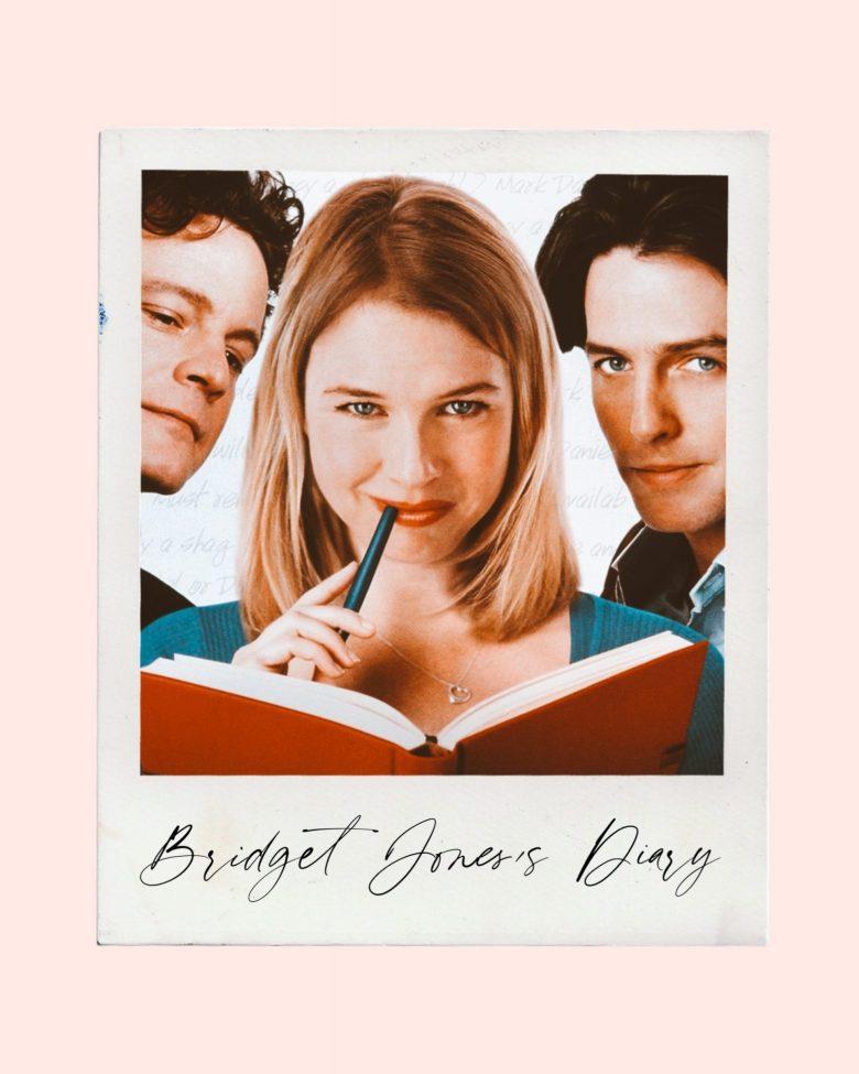 Valentine's Day Movies by popular San Francisco lifestyle blog, Sylvie in the Sky: image of Bridget Jone's Diary movie still.