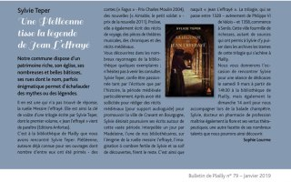 Bulletin de Plailly de janvier 2019