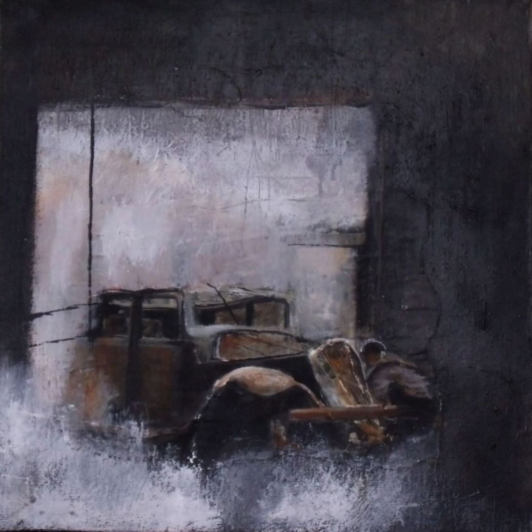 Peinture thouron Carcasse 5