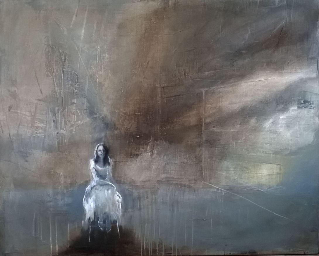 peinture thouron Suzanne