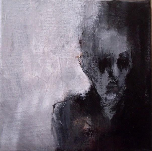 peinture thouron La tête dure-2
