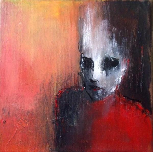 peinture thouron La tête dure-3
