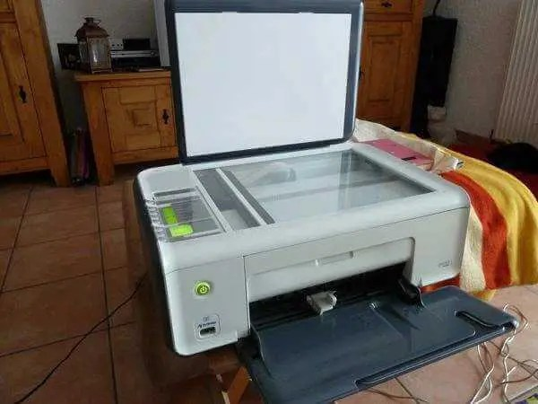 HP PSC 1510s All-in-One