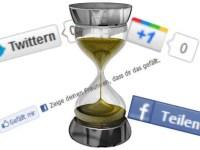 Zeit für Social Media Buttons abgelaufen?