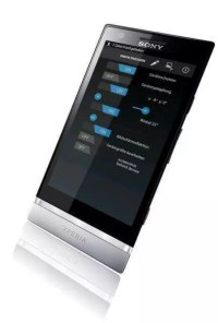 Screenshot-Darstellung für Sony Xperia P