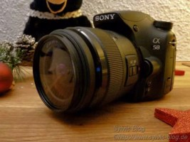 Sony Alpha 58 Kit 18-55 mm (SLT-A58K)