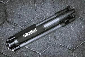 Das Rollei-Stativ C5i Carbon