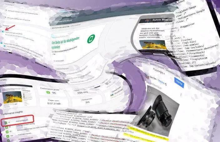 WordPress-Werkeleien in Sachen Performance und Social Media