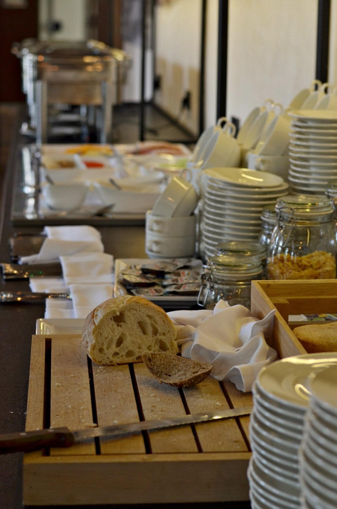 śniadania arche hotel