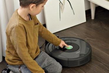 robot sprzątający roomba