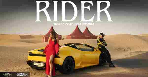 DIVINE RIDER LYRICS FEAT LISA MISHRA