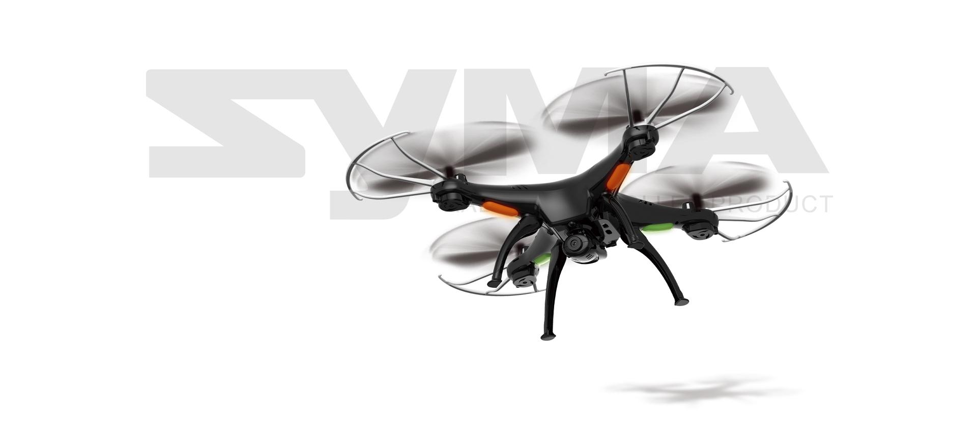 Syma X5sw Rc Wi Fi Fpv Drone