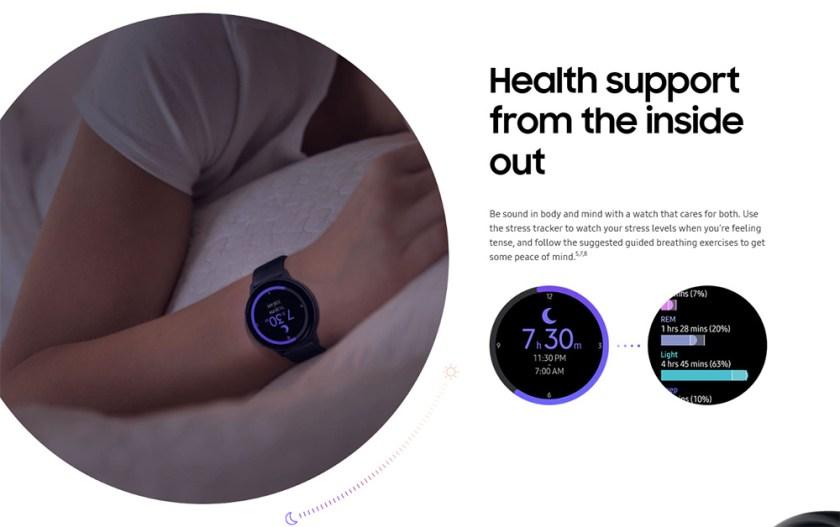 Samsung Galaxy Watch Active2 Bluetooth Smartwatch 44mm
