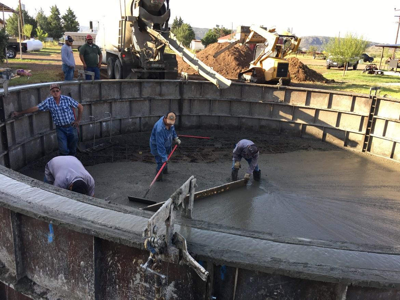 Concrete Tanks and Troughs - San Angleo TX