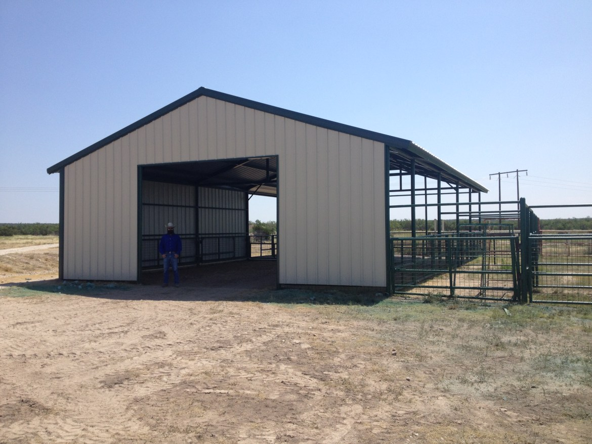 Ranch Fencing and Land Improvements - San Angelo, TX