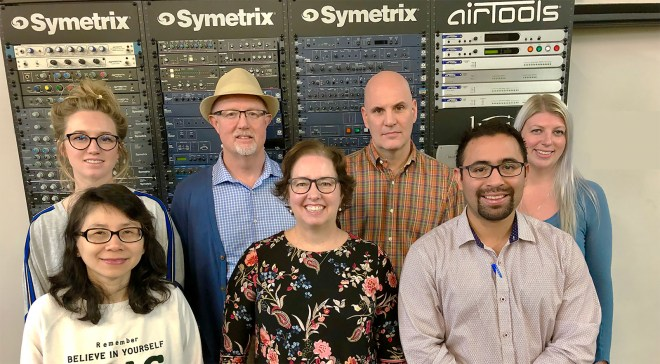 Symetrix Leadership Team
