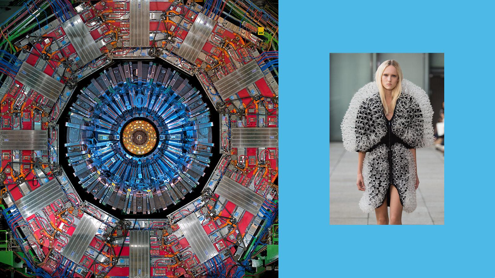 A beautiful gathering of two worlds' | symmetry magazine