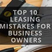 10 Leasing Mistakes symonhe.com