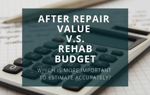 ARV vs rehab symonhe.com