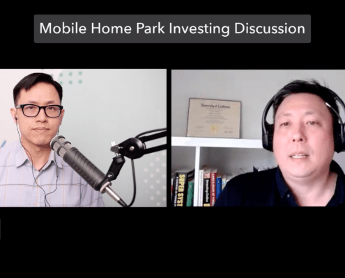 mobile home park investing interview symonhe.com