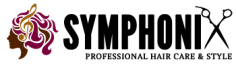 Symphonix Produkte vor und nach dem Haarschnitt