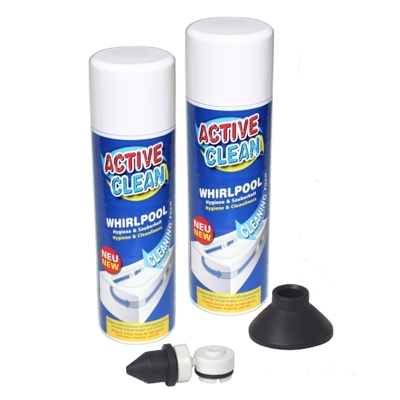 Jetted Tub Hygienic Cleaner Biofilm Remover ACTIVE CLEAN