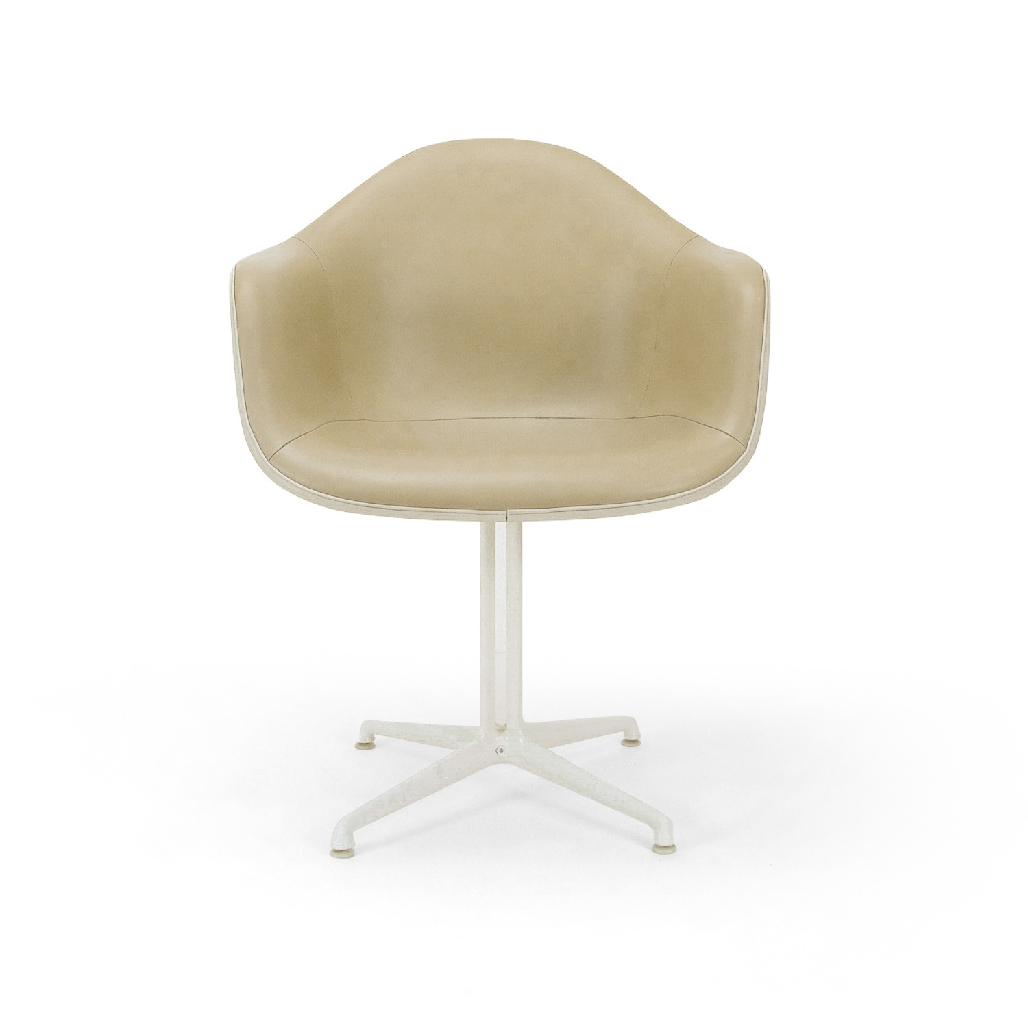 Set of 4, Vintage DAL Armchairs by Eames