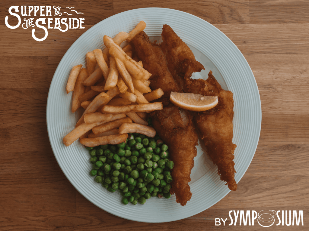 Enjoy a Fish Supper at the Lido in Peterhead