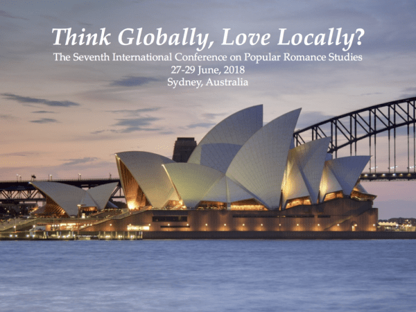 Think Globally, Love Locally? – Popular Romance Studies comes to Sydney