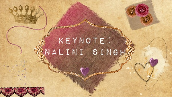 Day 1 Keynote address: Nalini Singh