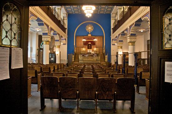 Synagoge Leipzig, Keilstrasse