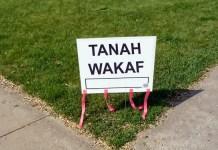 Tanah Wakaf