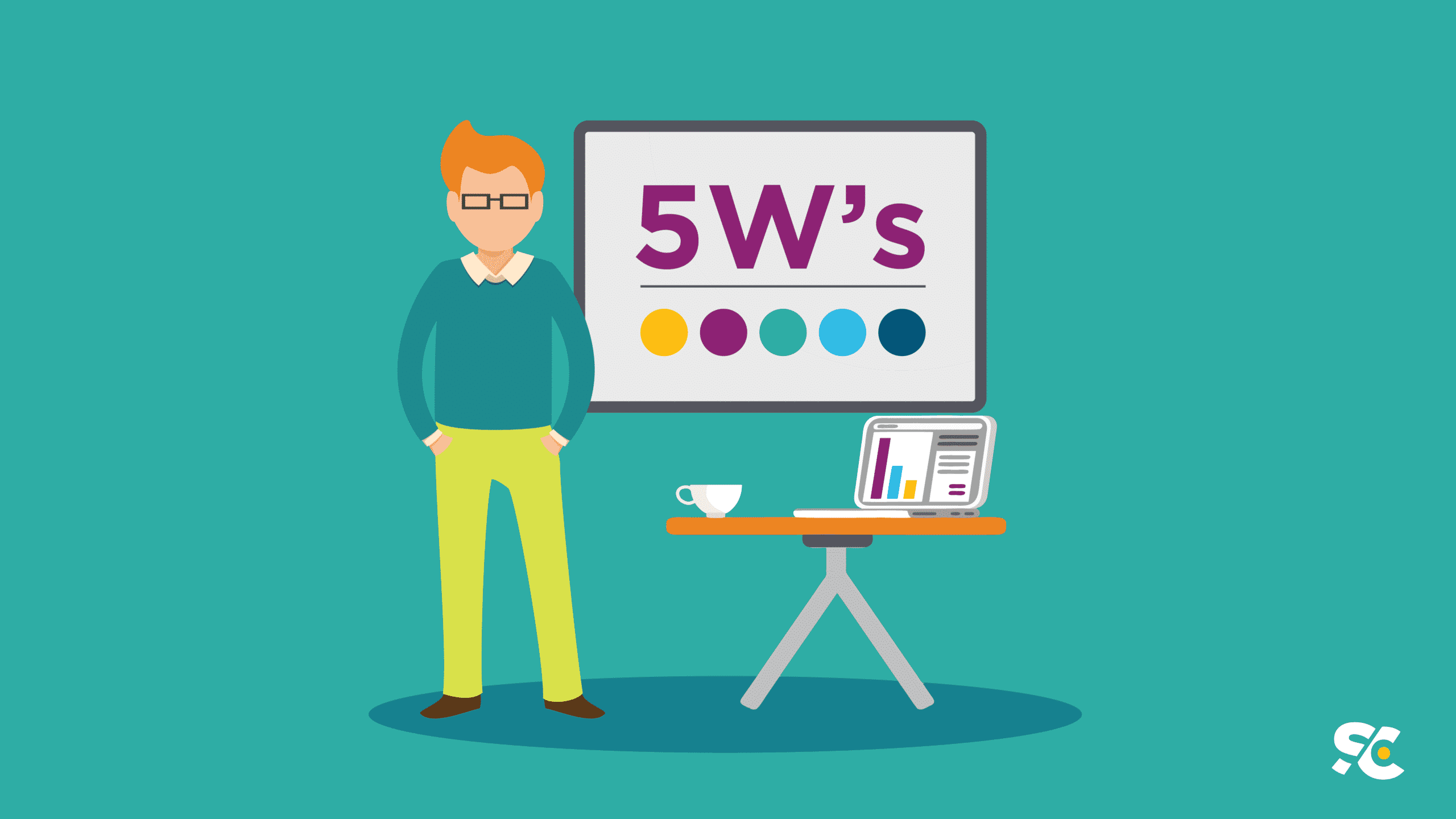 The 5 W S Of Effective Presentation Preparation