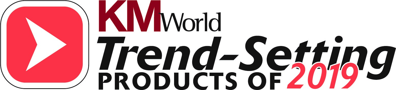 KMWorld Trend setting Products 2019