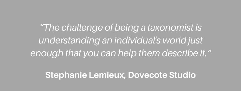 Stephanie Lemieux Dovecot Quote 1