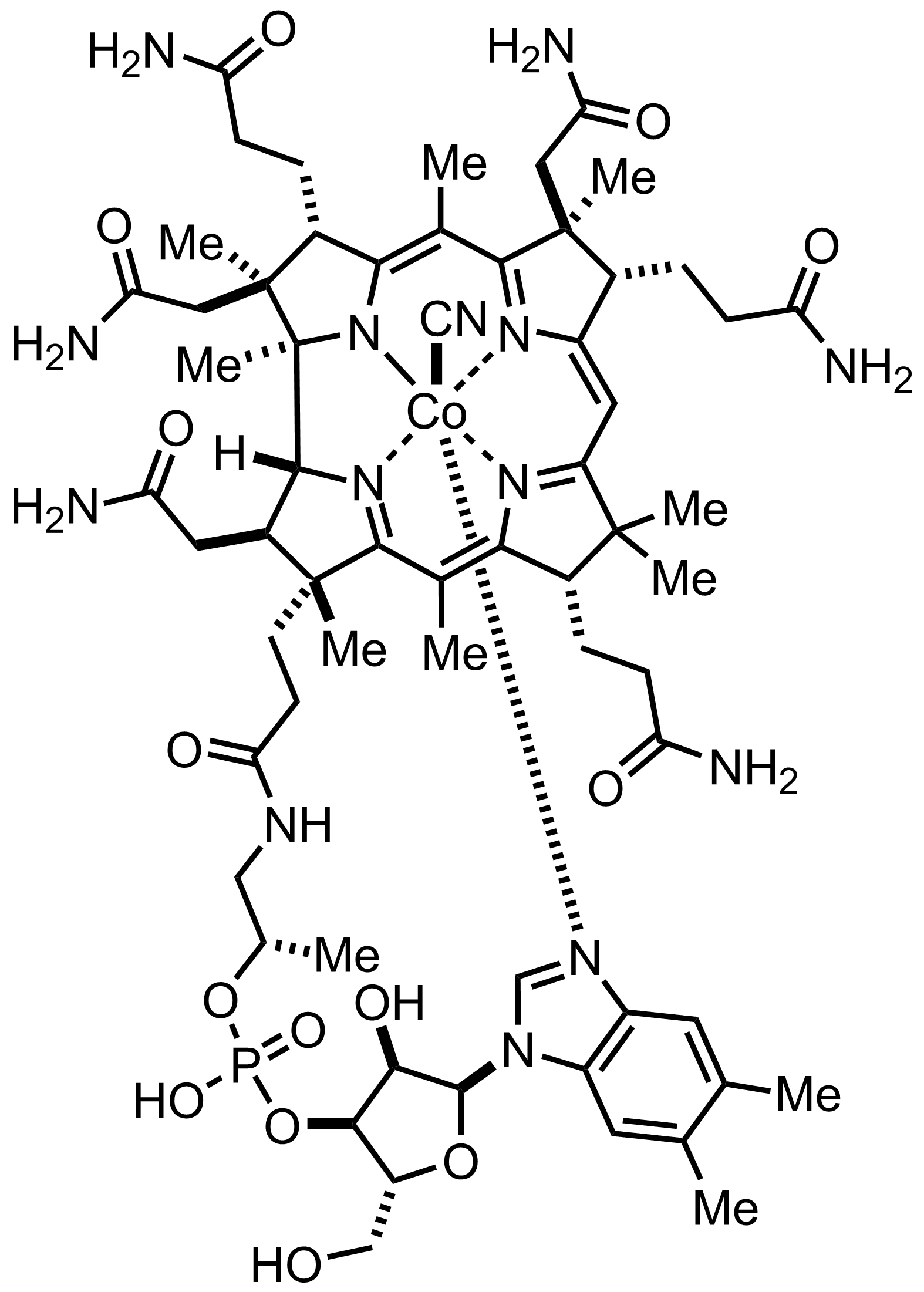 Synthesis Of Cyanocobalamin By Robert B Woodward