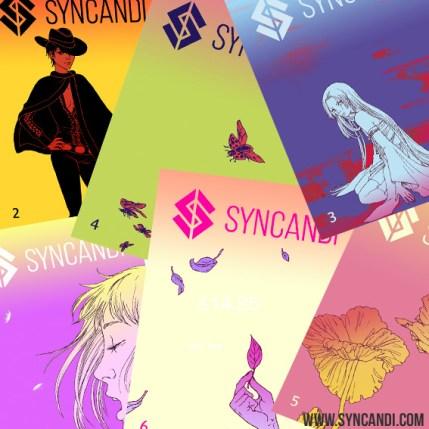 SYNCANDI-COMIC-SERIES